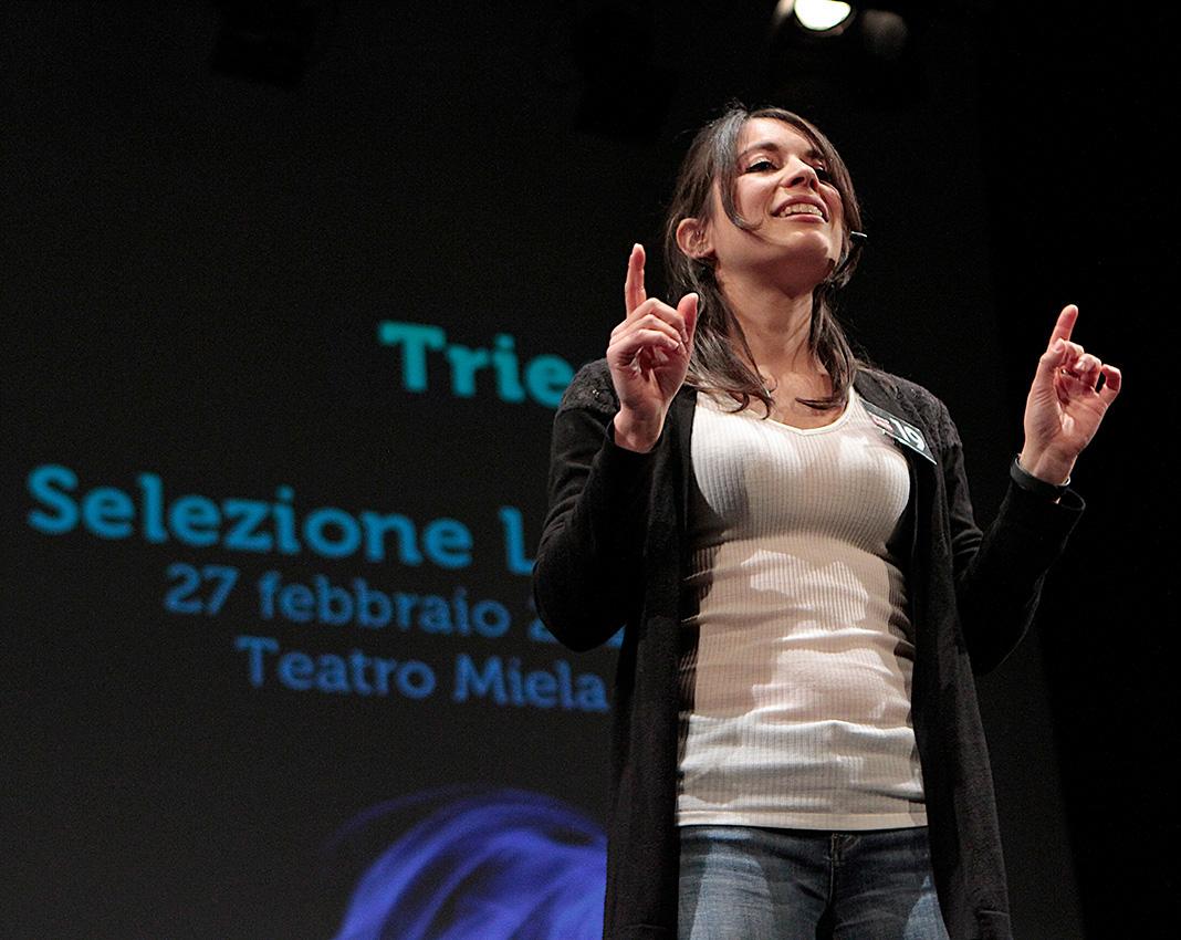 FameLab Trieste