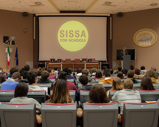 Sissa Student Day